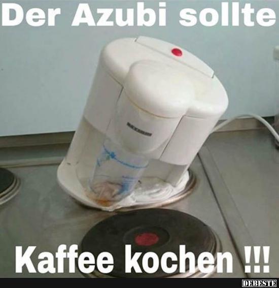azubi kaffee